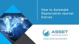 How to Automate Depreciation Journal Entries Info Deck Slide