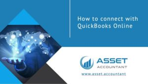 How to Connect with Quickbooks Online Info Slide Deck