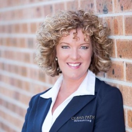 Photo of Suzanne Walker- Clear Path Accounting Team Member