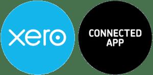 Xero Logo and Connected App Logo